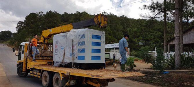 Có nhất thiết phải đầu tư quá nhiều tiền cho máy phát điện dự phòng ở công trình?